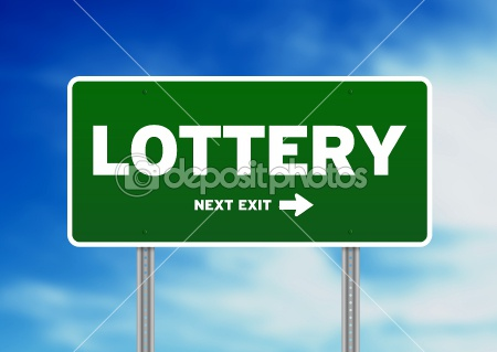 Dep_6291641-Lottery-Road-Sign